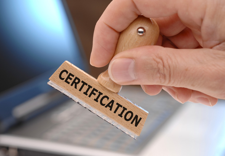 Сертификация в рамках таможенного союза